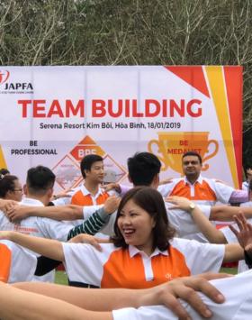 Japfa – Be Professional, Be Medalist